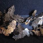 copper hatband