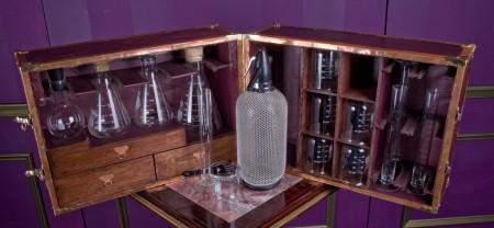 cocktail case
