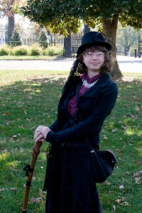 steampunk teen